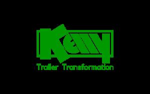 Kelly Trailer Transformation Logo Green